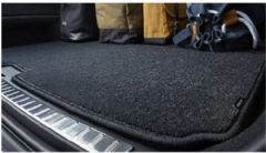 Genuine Volvo XC90 (16-) Textile Boot Mat (5 Seater Colour: Charcoal)